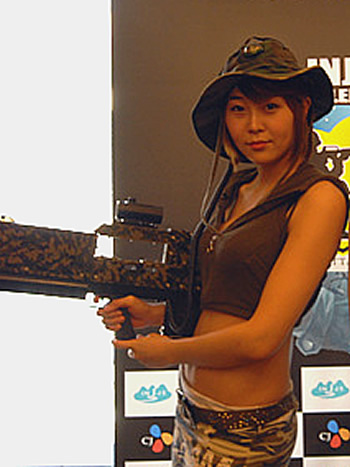 commando carbine in asia